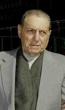 Dominick quiet dom cirillo,capo and former acting boss genovese family