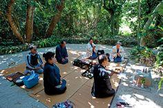 竹富島 世迎いと結願祭   八重山イベント特集 - やいまねっと