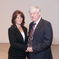 Jane Roy, BComm'84 Distinguished Community Service Award Service Awards, Community Service, Non Profit Jobs