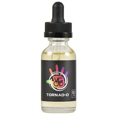 VGOD® Tricklyfe E-Liquid Tornad-O - A creamy blend reminiscent of your favorite bowl of fruity breakfast cereal with an underlying taste of a sweet milky flavor that rests perfectly on your palate.MAXVG