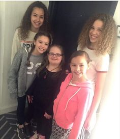 Haschak sisters and Sarah grace the new member Hashtag Sisters, Sister Love, Celebs, Celebrities, Youtubers, Diva, Singer, T Shirts For Women, Guys