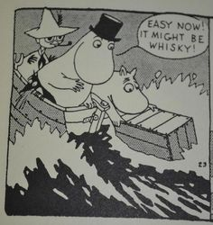 moominpapa's priorities