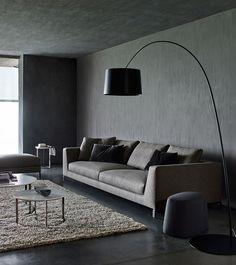 Ray    Diseñador: Antonio Citterio  Tipología: Sofás  Colección: B&B Italia  Año: 2012
