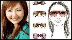 iMimpressed: FOR WOMEN : THE BEST GLASSES FOR YOUR FACE SHAPE