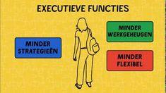 Autisme: Wat zijn Executieve functies? Learning Tips, Coaching, Social Skills For Kids, Special Educational Needs, 21st Century Skills, Executive Functioning, Kids Class, Special Needs Kids, Work Inspiration