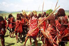 Fiesta Massai