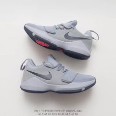 66c4fa55414e Paul George Pg1 Paul George Seeing The Shoes You Should Think Of The  Commentary He Will Do Pg Oh My God Turning 360 Windmill Tr