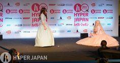 Barbie girls strut their stuff www.hyperjapan.co.uk