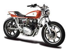 Custom Yamaha XS650 Street Tracker - Classic Japanese Motorcycles - Motorcycle Classics
