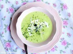 Rezepte mit Herz: Zucchinicremesuppe ♡
