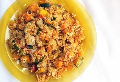 Fried Rice, Cod, Grains, Clean Eating, Paleo, Food And Drink, Eggs, Vegetables, Ethnic Recipes