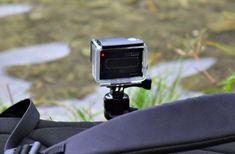 Akaso Action Camera: One of the Best GoPro Alternatives - GetdatGadget Furoshiki Shoes, Vibram Furoshiki, Waterproof Camera, Wide Angle Lens, Wash Bags, Self Defense, Gopro, Storage Spaces, Food Storage