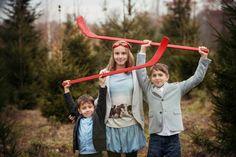 renaticefoto oblečení sladění barev rodina