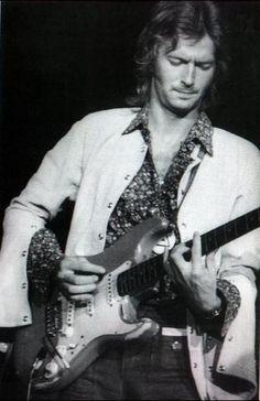 Eric during Derek & The Dominos period