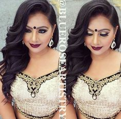 Indian Hairstyles Amusing More …  Hair  Pinterest  Ombre Brown Light Contouring And Brown