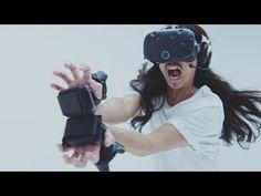 超現実エンターテインメントEXPO VR ZONE SHINJUKU - YouTube