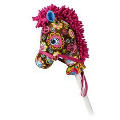 "Mary Meyer Print Pizzazz Peace Pony Stick Horse 33"" Plush Mary Meyer http://www.amazon.com/dp/B00BG62VPO/ref=cm_sw_r_pi_dp_IvZivb0J2BNB6"