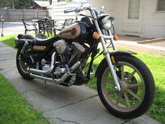 Harley Davidson FXR | eBay