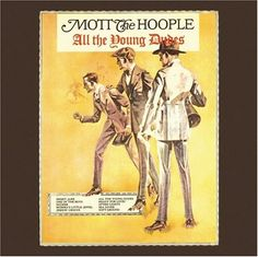 All the Young Dudes is the fifth studio album by Mott the Hoople, released in…
