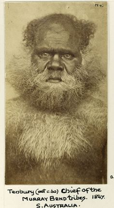 This is a photo of Tenbury it's the oldest known photo of an Australian Aborigine. Aboriginal Man, Aboriginal Culture, Aboriginal People, Aboriginal Education, Black History Facts, Art History, Australian Aboriginal History, Australian Aboriginals, Australian People