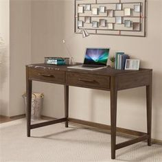 vogue writing desk i riverside furniture