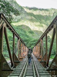 Peruvian trail - Aguas Calientes, Pérou I Sineyes