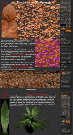 Fibermesh tutorial added Alrighty folks, here is the first part of my walk through covering the foreground fibermesh assets. I will follow up with arranging the background elements and compositing in Photoshop.