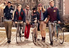 Tommy Hilfiger Fall 2013 Campaign Enlists a Preppy Cast by Craig McDean Moda Preppy, Preppy Mode, Craig Mcdean, Toni Garrn, Prep Style, Style Ivy League, Mode Tommy Hilfiger, Preppy Outfits, Kids Fashion