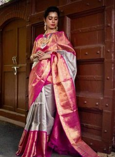 Over - Kanjivaram / Saree Store: Fashion