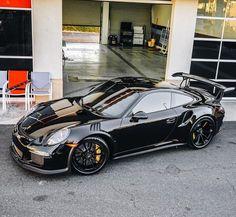 Porsche 911 991 GT3 RS.