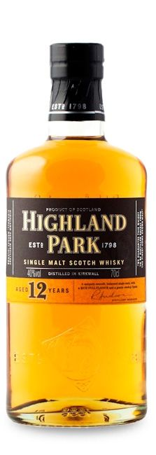 Highland Park 12 Year Old Not the best memories, if I have it again, maybe I'll change my mind.