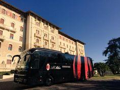 AC Milan bus