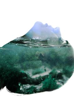 Colorful Collection of Double Exposures by Aneta Ivanova - My Modern Metropolis