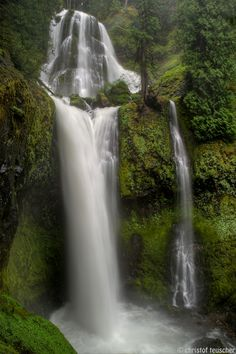 Falls Creek Falls, Washington, Portland, WA... /:/