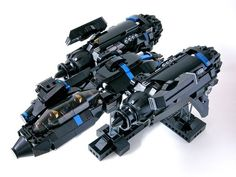Awesome Robo!: Kwi Chang: Lego Master? More Like Lego God
