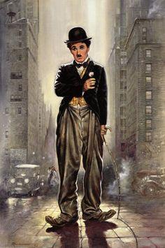 Gevezenin Notları: Charlie Chaplin : Sessizliğin arkasındaki mizah