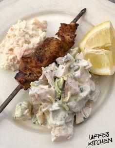 Grillen blir aldrig kall » Sevendays Halloumi, Pesto, Chicken, Kitchen, Food, Cooking, Kitchens, Essen, Meals