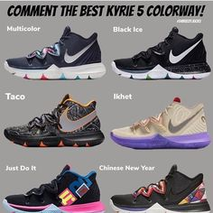 30+ Kyrie irving shoes ideas | kyrie