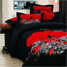 1000 ideas about ed hardy designs on pinterest don ed for Tattoo bedding queen