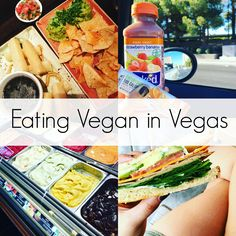 Best vegan food options in las vegas