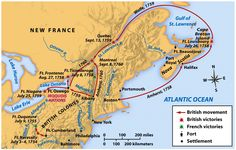 Background history... French-Indian War, battles #hst202
