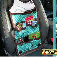 Навесной органайзер в авто