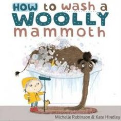 How to Wash a Woolly Mammoth | Benn's Books