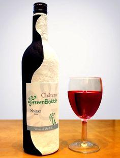 Greenbottle: il #vino in contenitori biodegradabili.  #Food and drink su @marraiafura