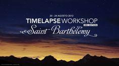 Workshop time-lapse: Agosto 2012 a Saint Barthélemy