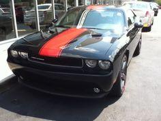 2013 Dodge Challenger Red Line Edition