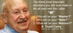 truett cathy family quotes - Google Search
