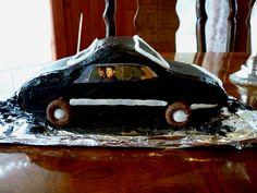 Supernatural Impala Cake!