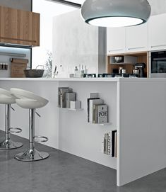 Stosa Mood: modern kitchen cabinets and furniture Modern Kitchen Design, Kitchen Decor, Contemporary, Mood, Furniture, House, Kitchen Island, Home Decor, Style