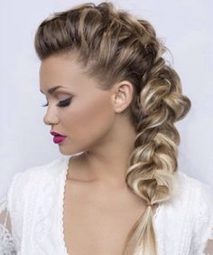 Dutch Fishtail braid by Lara C Kay